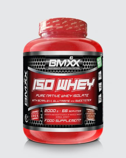 isolate whey protein native