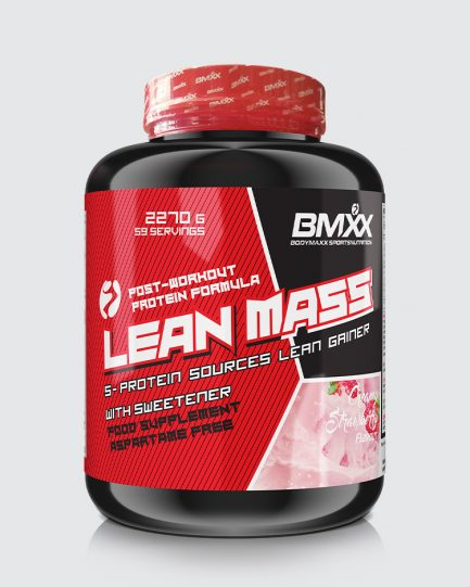 lean mass gainer 50% protein