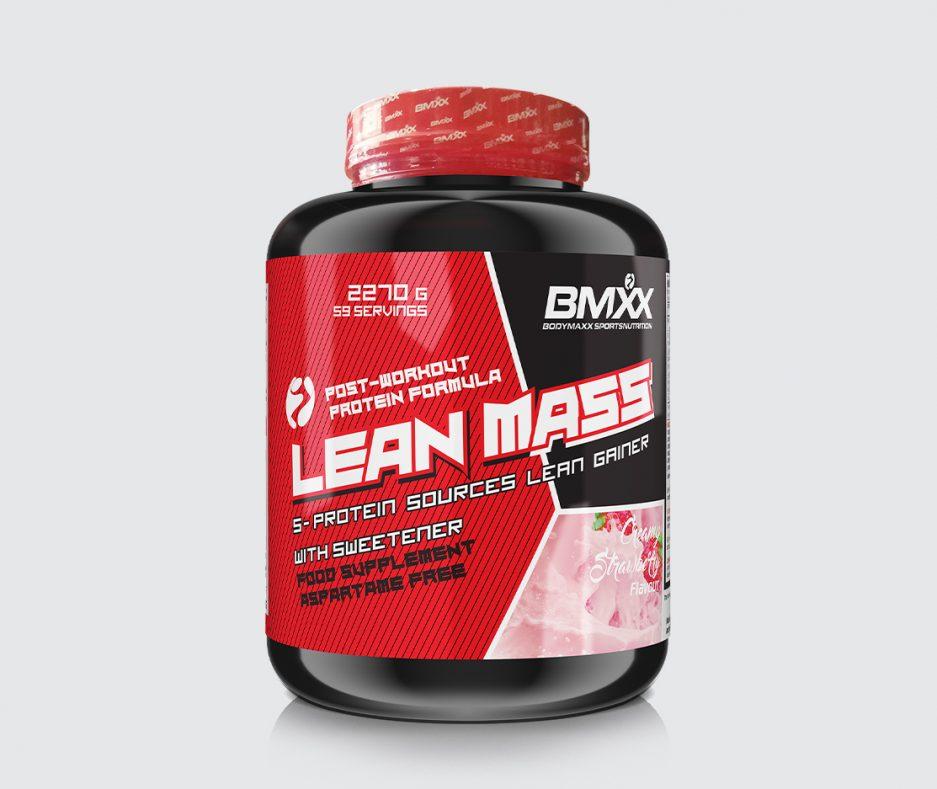 lean mass gainer 50% protein