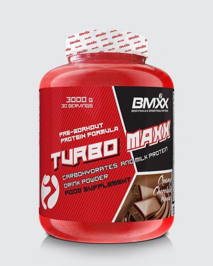 turbo maxx mass gainer protein 30%
