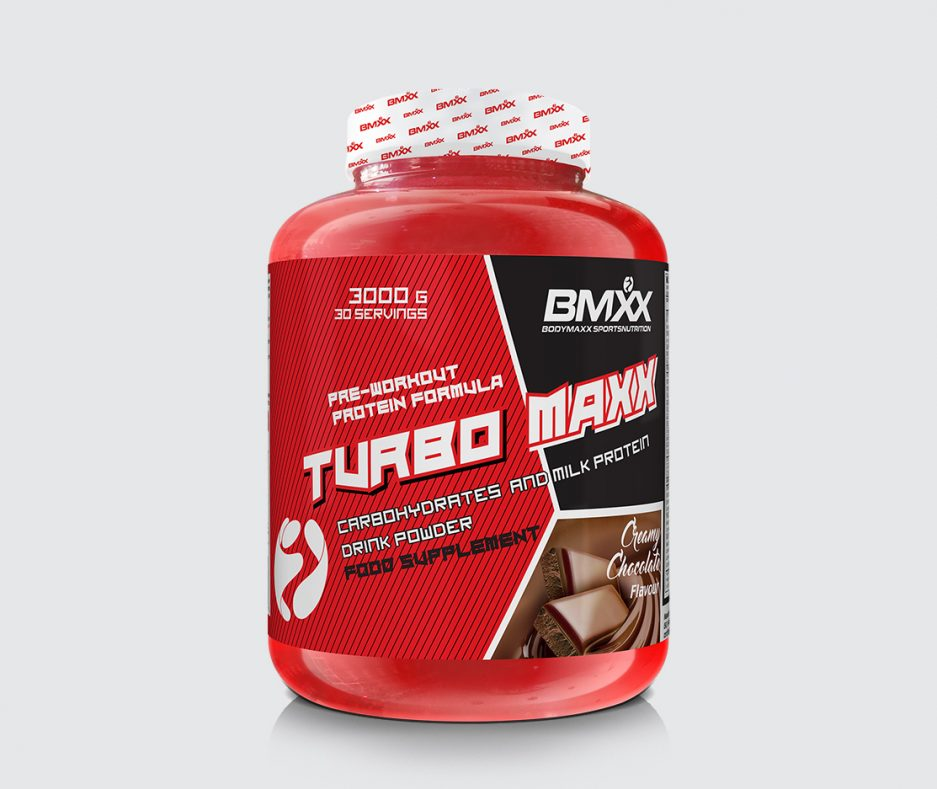 turbo maxx mass gainer protein 30%