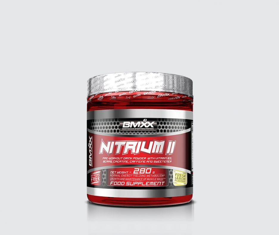 preworkout nitric acid formula